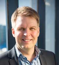 Ville Tamminen, Kaupallinen johtaja, Caverion Suomi Oy