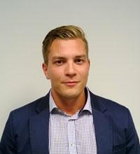 Tuukka Vainio, Energia-asiantuntija, Caverion Suomi Oy